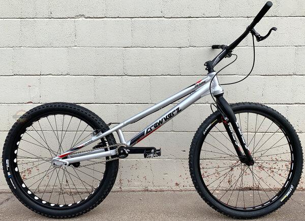 "Crewkerz Desire 26"" Custom Built Bike"