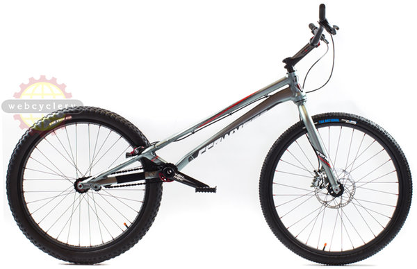 """Crewkerz Jealousy 26"""" Bike"""