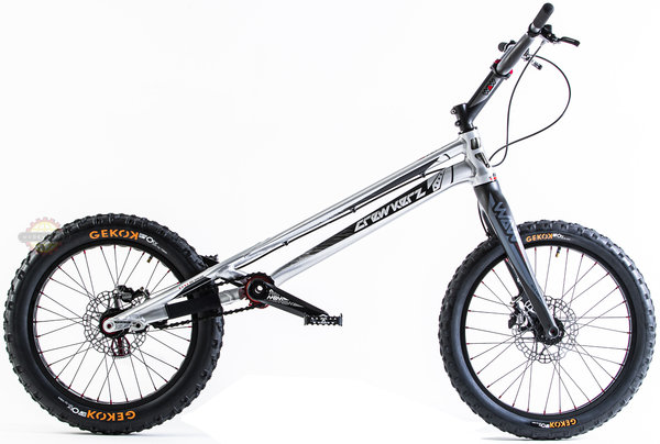"Crewkerz Jealousy Ultimate 20"" Bike"