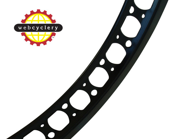 "Echo Single Wall 19"" Rear Rim"
