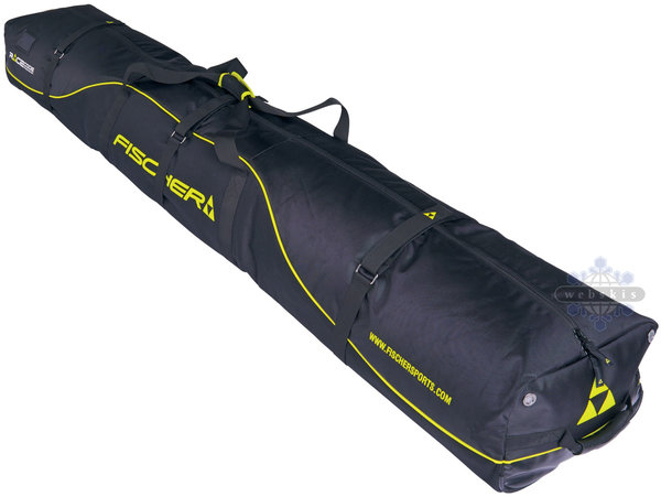 Fischer Performance XC Ski Bag 10 Pair