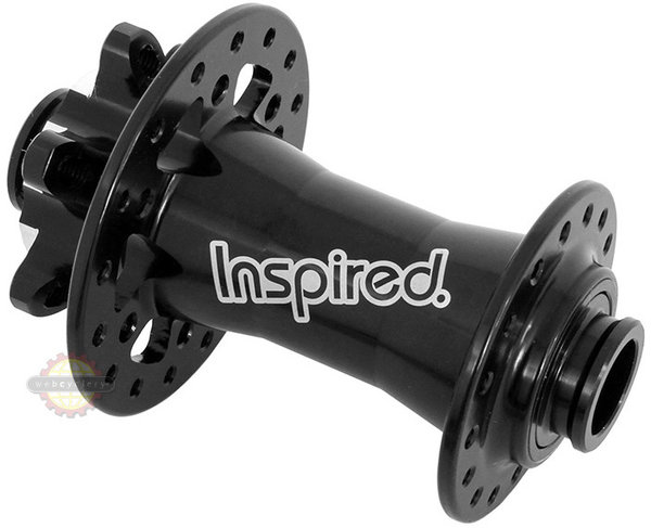 Inspired 15mm Disc Front Hub