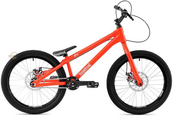 """Inspired Flow 22"""" Bike"""