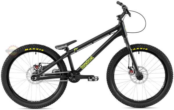 "Inspired Flow Plus 24"" Bike"