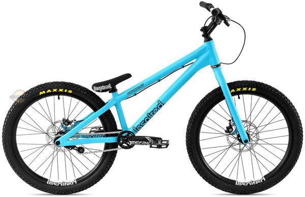 """Inspired Fourplay Pro 24"""" Bike"""