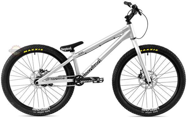 "Inspired Hex Pro 26"" Bike"