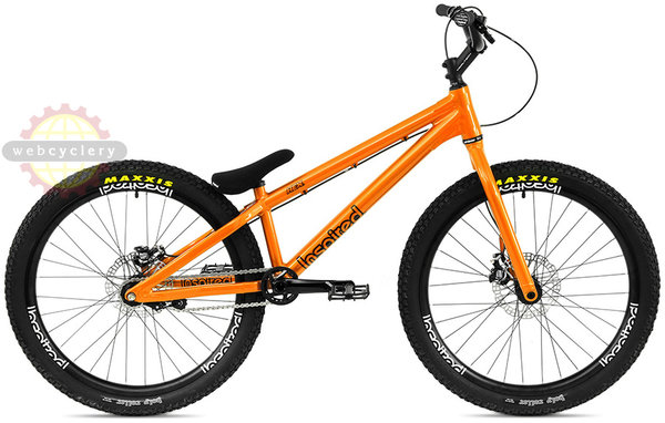 "Inspired Hex Team 26"" Bike"