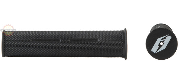 Jitsie Rubber Grips Color: Black