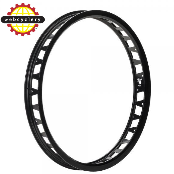 "Jitsie Single Wall 19"" Rear Rim"