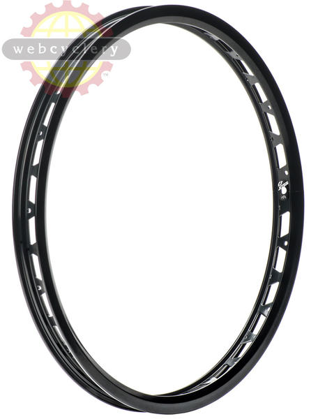 "Jitsie Single Wall 20"" Front Rim"