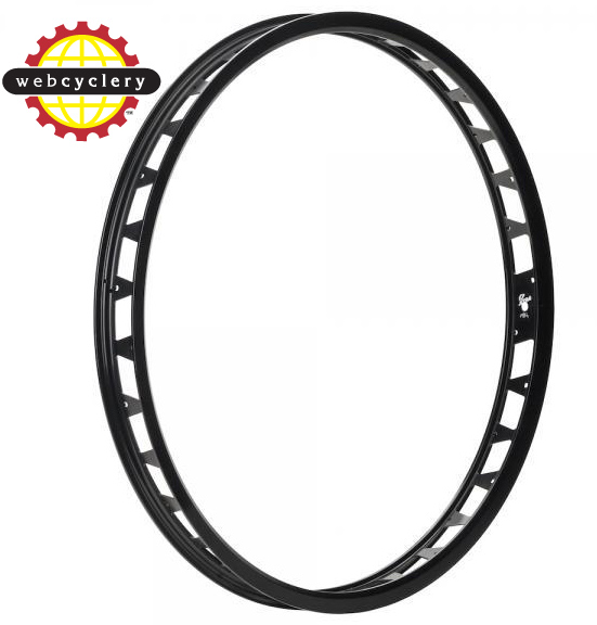 "Jitsie Single Wall 24"" Rear Rim"