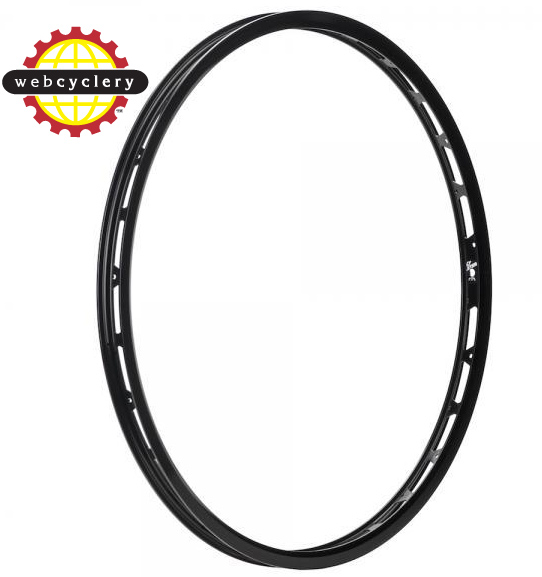 "Jitsie Single Wall 26"" Front Rim"