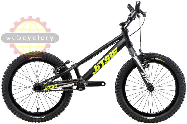 """Jitsie Varial Kids 18"""" Bike"""