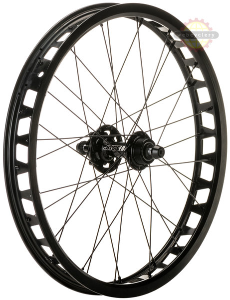 "Jitsie 19"" Disc Rear Wheel"
