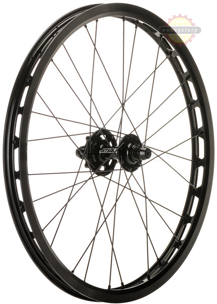 "Jitsie 20"" Disc Front Wheel"