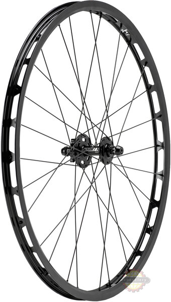 "Jitsie 26"" Disc Front Wheel"