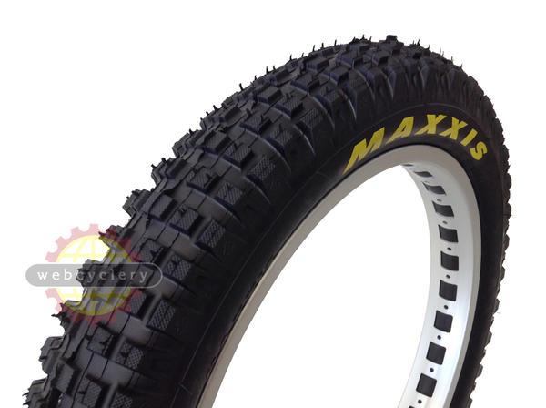 "Maxxis Creepy Crawler 19"" Rear Tire"
