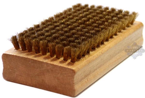 Solda Brass Wire Brush
