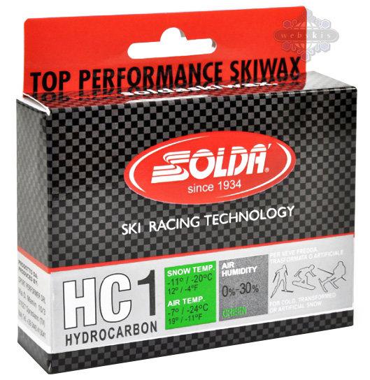 Solda HC1 Ski Wax