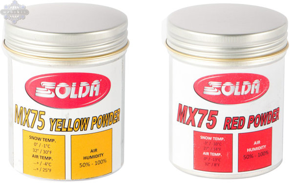Solda MX75 Powder