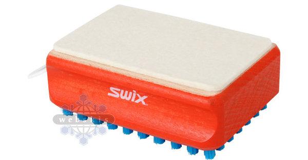 Swix T166B Nylon/Felt Brush