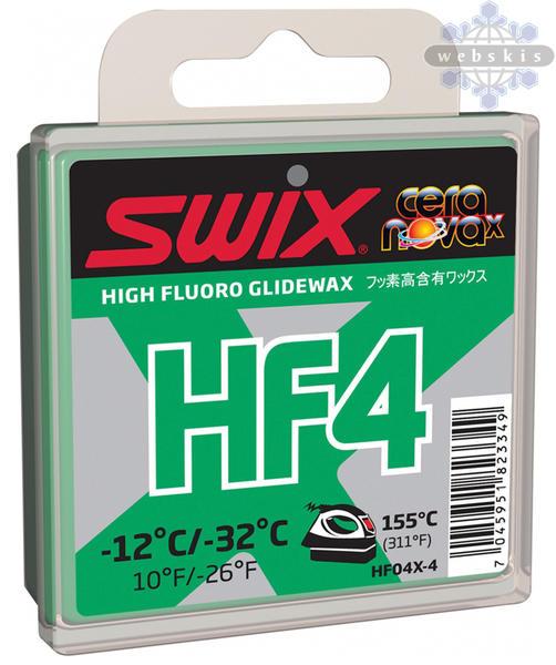 Swix HF-X High Fluor Wax