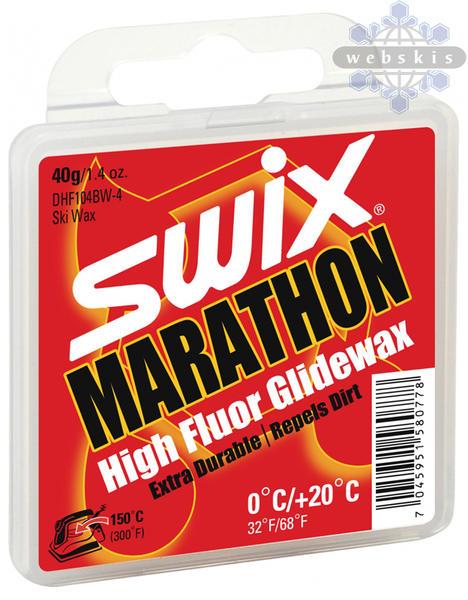 Swix HF Marathon Warm Wax