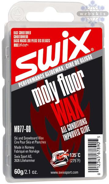 Swix Moly Fluor Wax