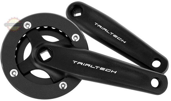 Trialtech Race Square Taper Crankset