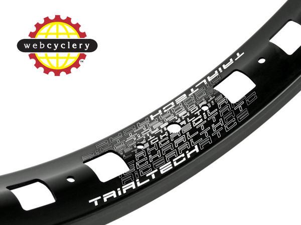 """Trialtech Sport Lite 19"""" Rear Rim"""