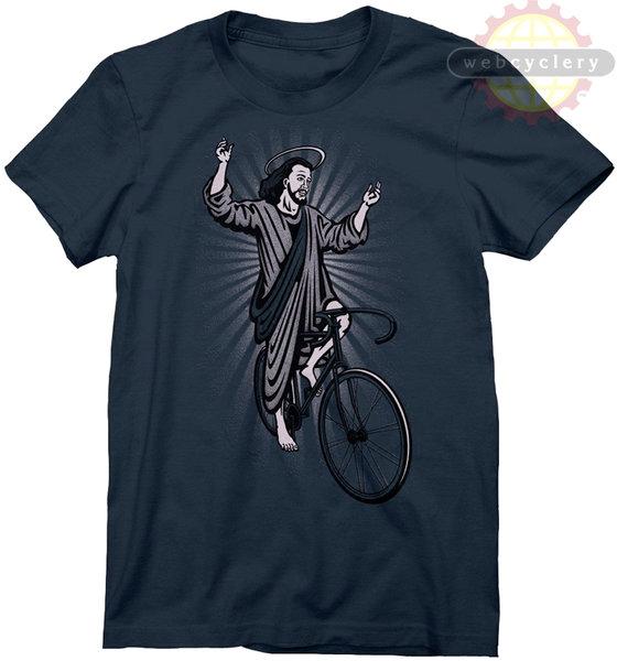 Twin Six Webcyclery Jesus T-Shirt Women's