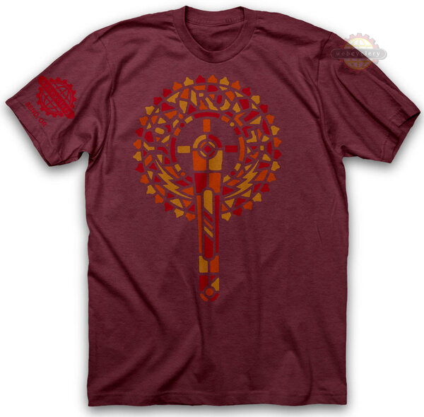 Twin Six Webcyclery Holy Roller T-Shirt