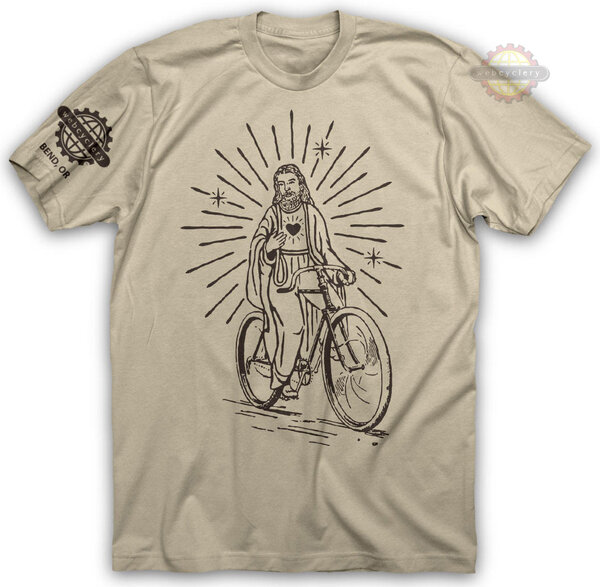 Twin Six Webcyclery Jesus 1.0 T-Shirt