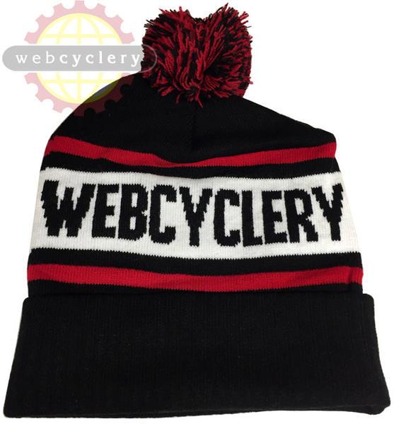 WebCyclery Knit Hat