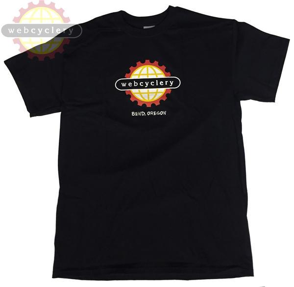 WebCyclery Shop Logo T-shirt