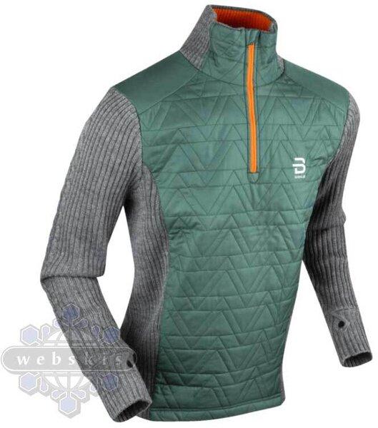 Bjorn Daehlie Half Zip Comfy Sweater MEN
