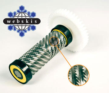 AceCo Finite Finish Structure Rollers