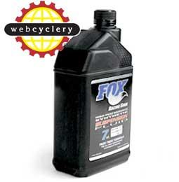 Fox Racing Shox Suspension Fluid