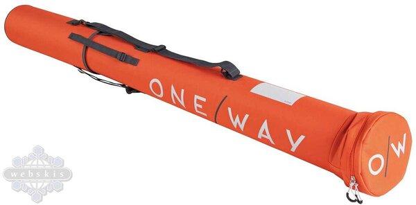 One Way Ski Pole Tube - Telescope