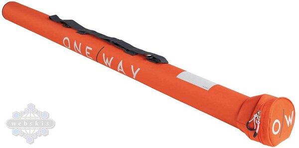 One Way Ski Pole Tube 3 Pair