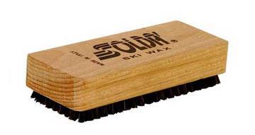Solda Nylon Horsehair Brush