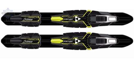 Fischer cross country ski bindings