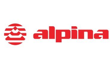 Alpina ski logo