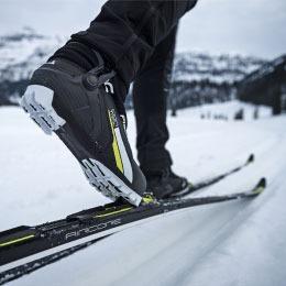 nordic ski bindings