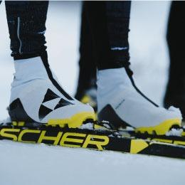 nordic ski boots