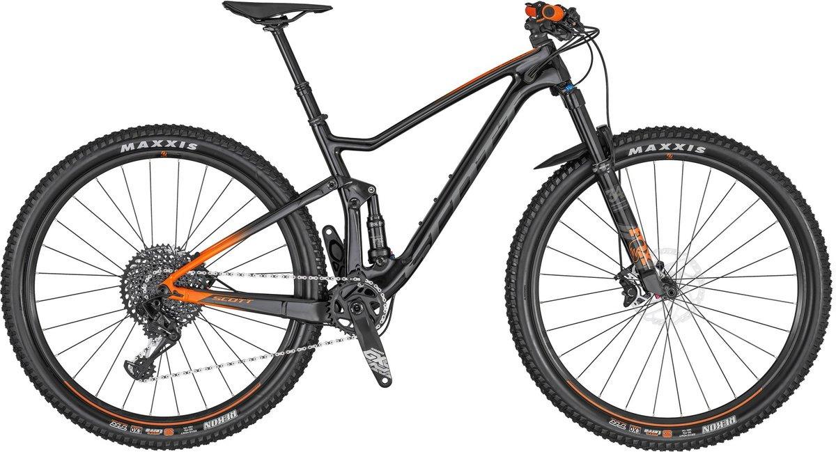 Rental mountain bike image