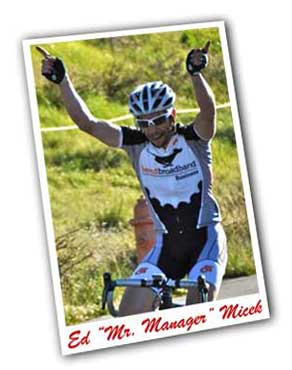 WebCyclery Manager Ed Micek