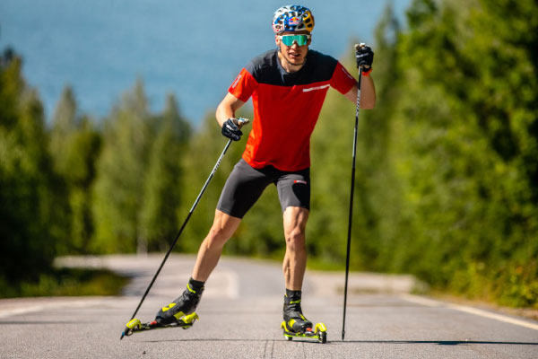 Swix roller skis