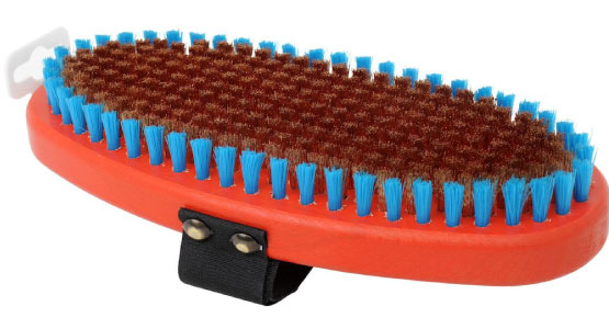 Swix waxing brush