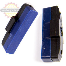 Crewkerz Blue Brake Pads